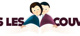 LOGO Sous les Couvertures - Communauté de lecteurs à Argenteuil